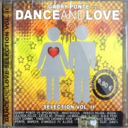 GABRY PONTE PRES DANCE AND LOVE SELECTION VOL 2 (CD)