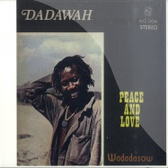 PEACE AND LOVE (CD)