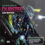 ADVENTURES IN DUBSTEP AND BEYOND VOL.1  (2CD)
