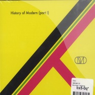 HISTORY OF MODERN PART 1 (CD)