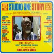 STUDIO ONE STORY (DVD, MUSIC CD, BOOK)