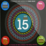 BBE 15 - 15 YEARS OF REAL MUSIC FOR REAL PEOPLE (2CD)