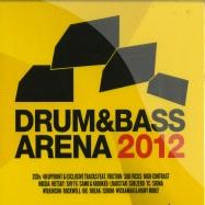 DRUM&BASS ARENA 2012 (2XCD)