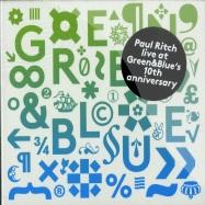 LIVE AT GREEN & BLUES 10TH ANNIVERSARY (CD)