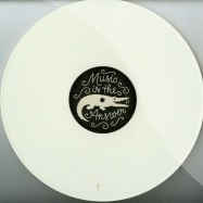 MUSIC IS THE ANSWER (WHITE COLOURED VINYL)