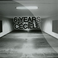 6 YEARS CECILLE - 5X12 INCH LP BOX (INCL. MIX CD BY UNER)