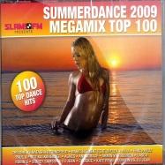 SUMMERDANCE 2009 - MEGAMIX TOP 100 ( 3XCD)