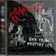 BACK FROM MYSTERY CITY (CD)