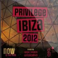 PRIVILEGE IBIZA 2012 3XCD)