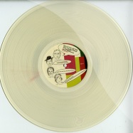 SAY IT / TOO MANY RAPPERS (CLEAR VINYL)