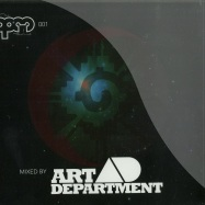 MIXED BY ART DEPARTMENT (CD)