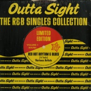 THE R&B SINGLES COLLECTION LP VOL.1 (LP)