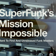 SUPER FUNKS MISSION IMPOSSIBLE (2X12 LP)