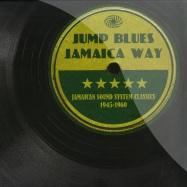 JUMP BLUES JAMAICA WAY (2X12 LP)