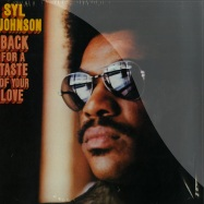 BACK FOR A TASTE OF YOUR LOVE (LP)