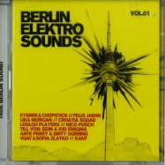 BERLIN ELEKTRO SOUNDS VOL.1 (2XCD)
