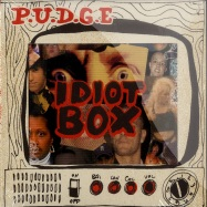 IDIOT BOX (CD)