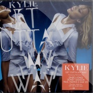 GET OUTTA MY WAY (MAXI CD)
