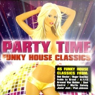 PARTY TIME / FUNKY HOUSE MUSIC (3CD)