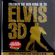 ELVIS IN 3D (DVD)