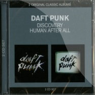 DISCOVERY / HUMAN AFTER ALL (2CD)