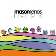 MASOMENOS LIVE MIX (CD)