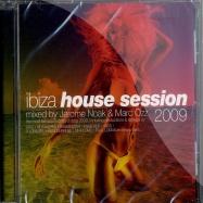IBIZA HOUSE SESSION 2009 (CD)
