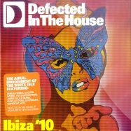DEFECTED IN THE HOUSE: IBIZA 10 (2XCD)