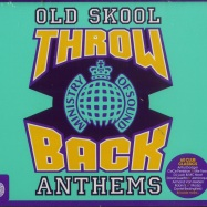 THROWBACK OLD SKOOL ANTHEMS (3XCD)