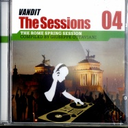 VANDIT SESSIONS VOL. 4 - THE ROME SPRING SESSION (CD)