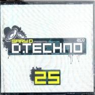 GARY D PRES. D.TECHNO 25 (2XCD)