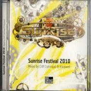 SUNRISE FESTIVAL 2010 (2XCD)