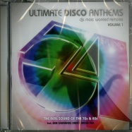 ULTIMATE DISCO ANTHEMS (DJ MOST WANTED) (CD)