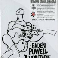 BADEN POWELL A VONTAGE (CD)