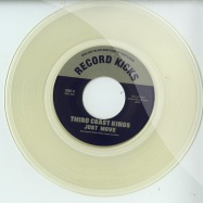 JUST MOVE / ICE CREAM MAN (CLEAR 7 INCH)