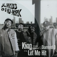 KING / LET ME HIT IT (7 INCH)