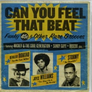 CAN YOU FEEL THAT BEAT (2X12 LP)