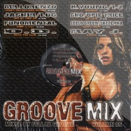 GROOVE MIX VOL.5 / MIXED BY FELLAZ GROOVE