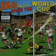 JUNJO PRESENTS: WINS THE WORLD CUP (2X12 LP + POSTER)