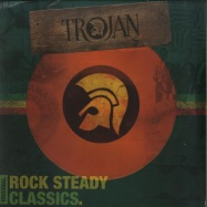 TROJAN: ORIGINAL ROCK STEADY CLASSICS (LP)