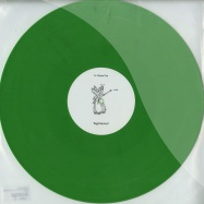 GRUENE FEE (GLANZ & LEDWA REMIX) (COLOURED VINYL)