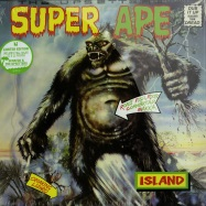 SUPER APE (LTD LP + POSTER)