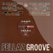 FELLAZ GROOVE VOL. 34