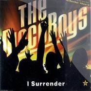 I SURRENDER (2 TRACK MAXI CD)