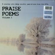 PRAISE POEMS VOL. 3 (2X12 LP + MP3)