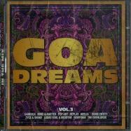 GOA DREAMS VOL.3 (2XCD)