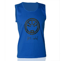 Afu-Limited Muscle Shirt (Blue)