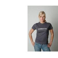 Armut24 Girlshirt (darkgrey)