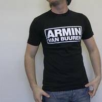 Armin van Buuren Shirt (Black)