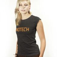Motech Girl Tank (Asphalt)